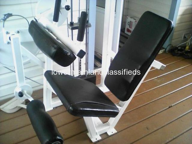 quads exercise machine
